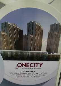 Incor One City project in Kukatpally, Hyderabad