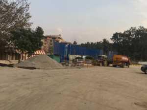 construction status, purva 270, puravanakara, cv raman nagar