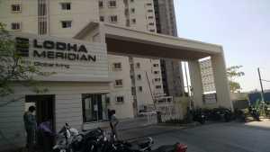 Lodha Meridian project in Kukatpally