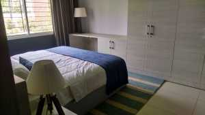 Bedroom in sample apartment of Sobha Dream Acres project in Balagere, East Bangalore