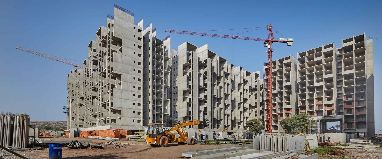 Rohan Abhilasha under construction