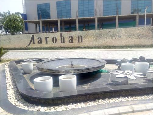 Vipul Aarohan Sector 53 Gurgaon, Golf Course Road