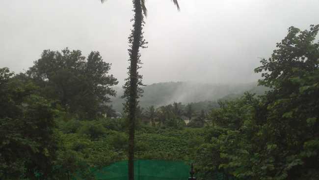 Neelkanth Woods site view