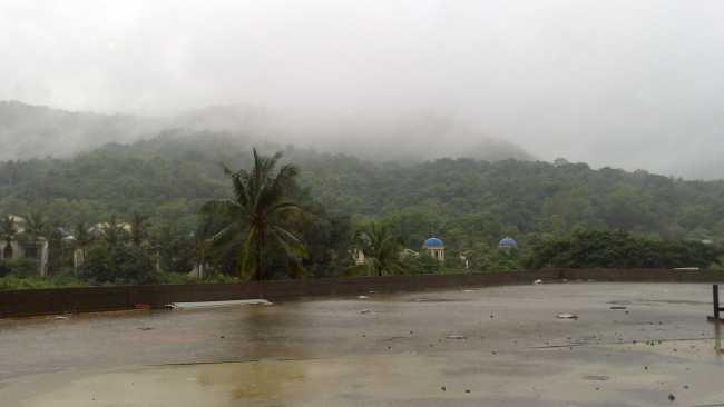 Neelkanth Woods view