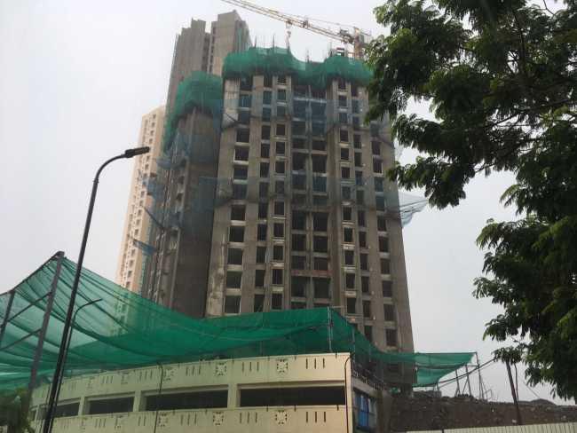 Puraniks Rumah Bali: Construction status
