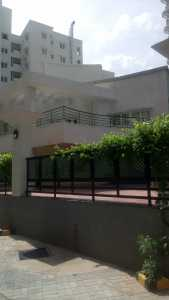 A view of the clubhouse at Purva Swanlake in OMR, Chennai