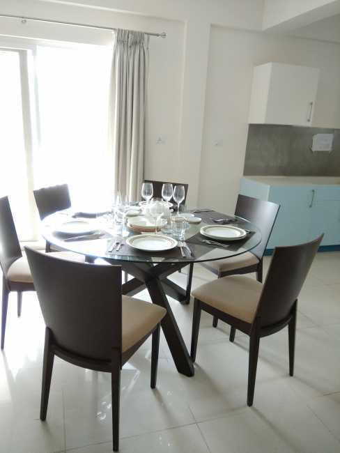 Mahaveer Promenade- A view of the sample apartment