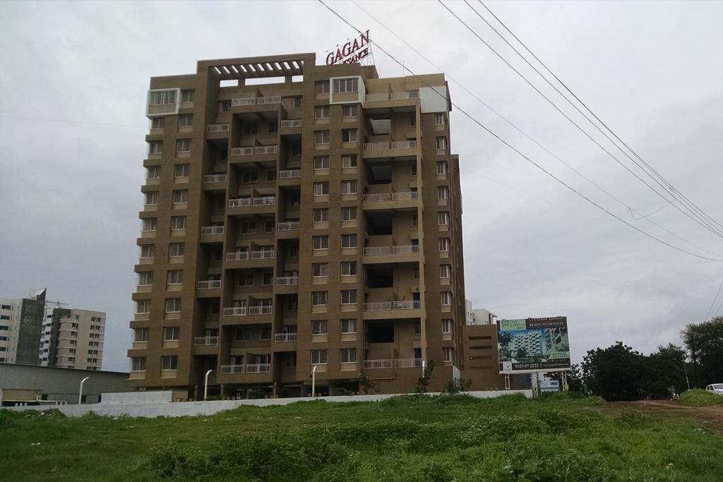 Gagan Renaissance project in Pisoli Pune