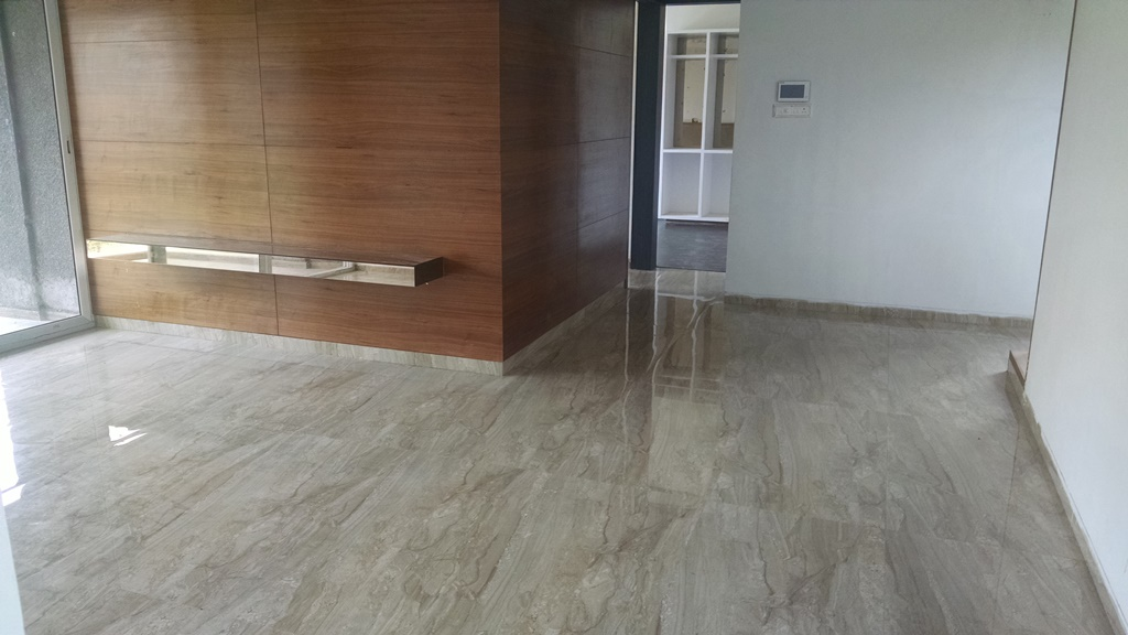 Indicative image of the Living room in an apartment in VTP Solitaire project in Baner, Pune