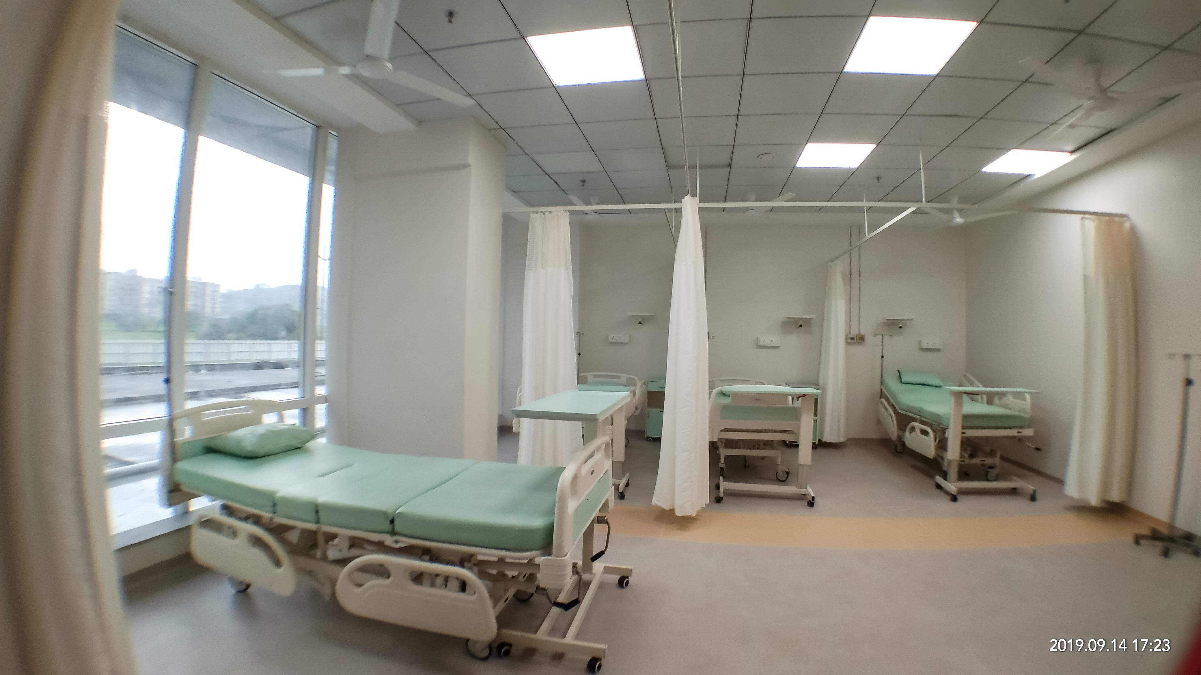 Medical facility at Gagan NuLife