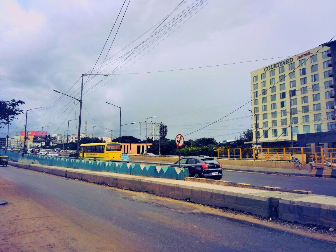 Sarjapur-Outer Ring Road: Approach Road To Sterling Ascentia