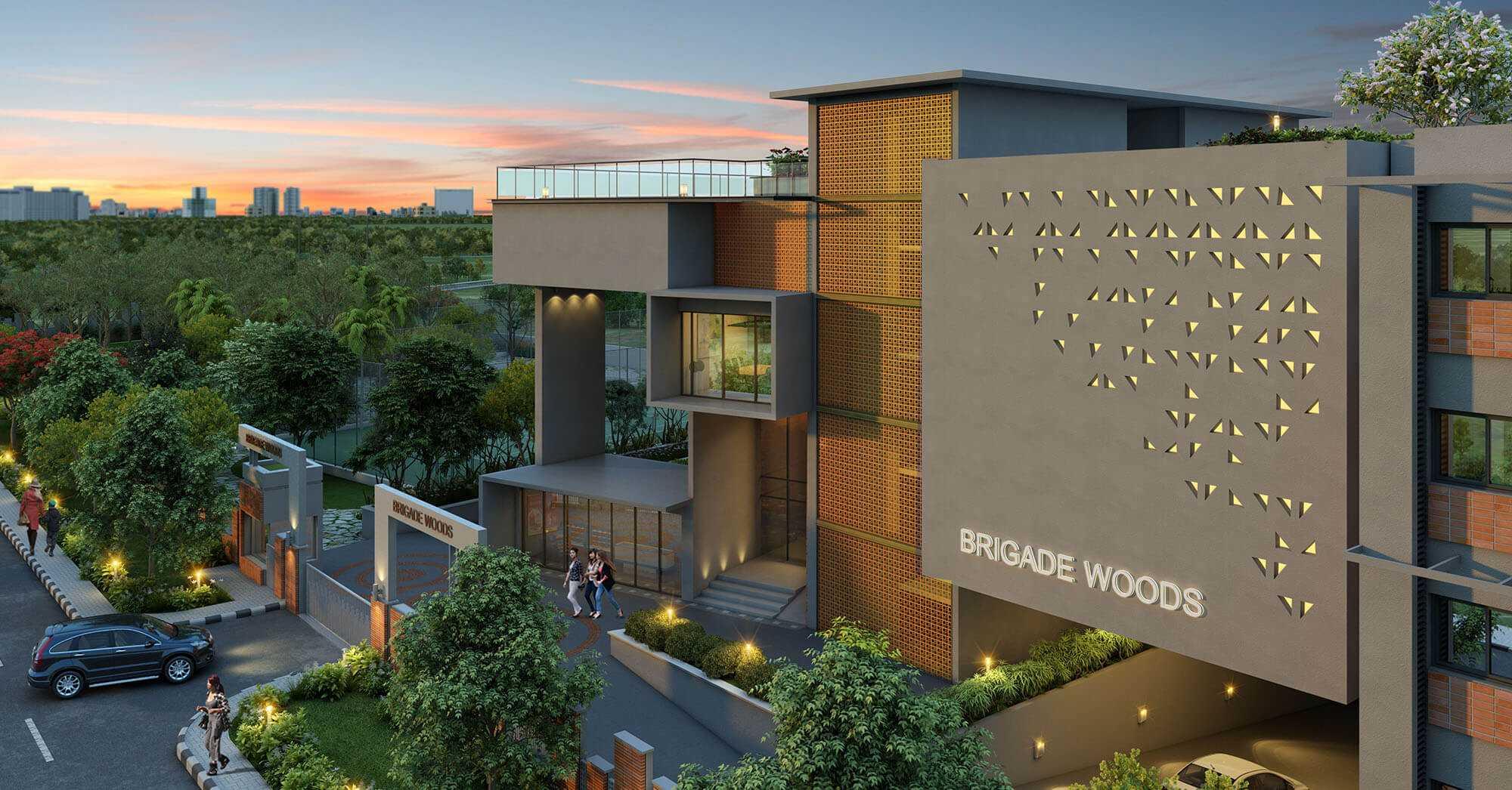 Brigade Woods