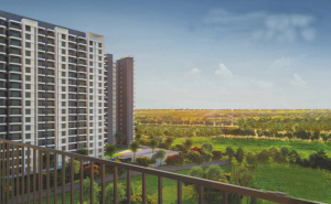 Sobha City Tower C3 uniterrupted views