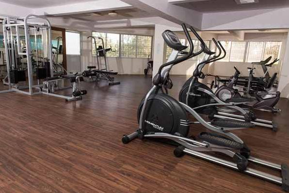 Gym at Gopalan Atlantis